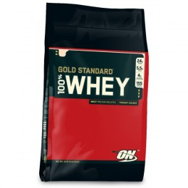 Optimum 100 % whey Gold standard 4,5 кг