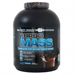 IronMan  Turbo Mass gainer 5 кг