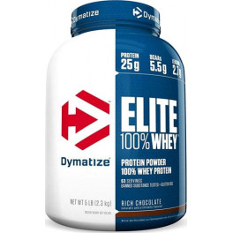 Dymatize Elite Whey Protein 2,2 кг